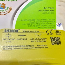 lntech-safety-relay-sr4p3a1b24